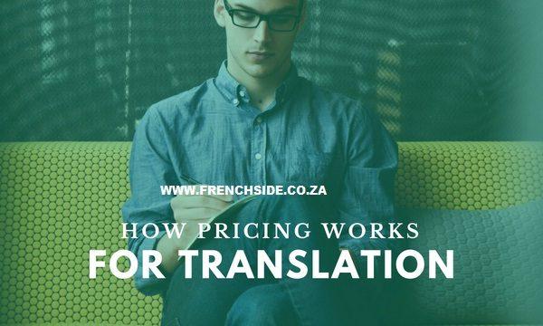 TRANSLATIONS-RATES-JOHANNESBURG